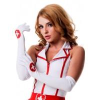 Перчатки медсестры Frivole 02849