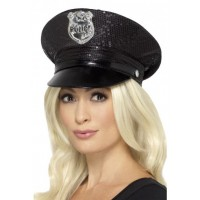 Фуражка полицеского Frivole 05551