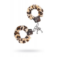 Наручники леопард Toyfa 951034