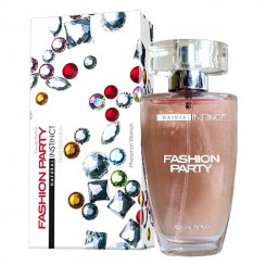 Парфюмерная вода с феромонами Natural Instinct FASHION PARTY, женская, 50 мл