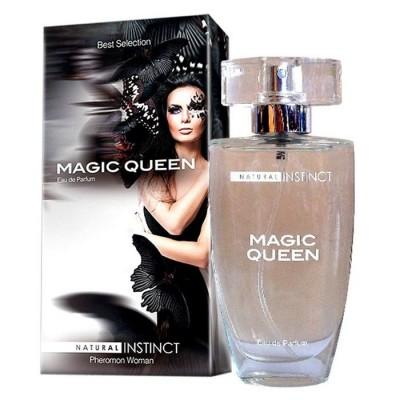 Парфюмерная вода с феромонами Natural Instinct, MAGIC QUEEN, женская, 50 мл