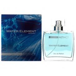 Парфюмерная вода с феромонами Natural Instinct, Water Element, мужская, 100 мл
