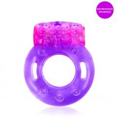 Эрекционное кольцо с вибрацией ЕЕ-10157