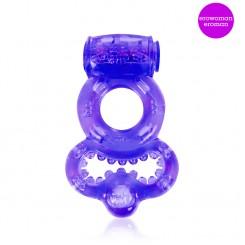 Эрекционное кольцо с вибрацией ЕЕ-10269