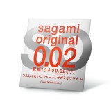 Sagami Original 0.02 презервативы