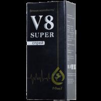 """V8 SUPER спрей """"Вечная молодость"""" для мужчин 10 мл"""