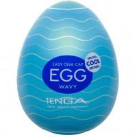 Мастурбатор яйцо TENGA  Egg Cool 001C