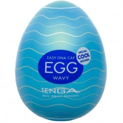 Мастурбатор яйцо TENGA  Egg Cool 001C