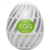 Мастурбатор яйцо TENGA  Egg Brush 015