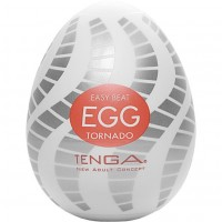 Мастурбатор яйцо TENGA  Egg Tornado 016