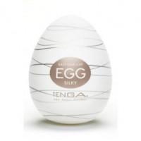 Мастурбатор яйцо TENGA Egg Silky 006