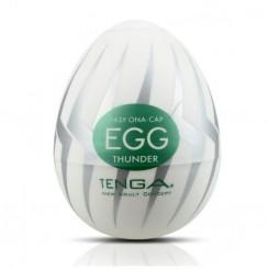 Мастурбатор яйцо TENGA Egg Thunder 007