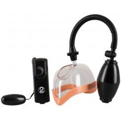 Вакуумная помпа с вибрацией для стимуляции женских половых органов 556181