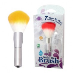 Виброкисточка Afrodisia Make-up Brush 98001